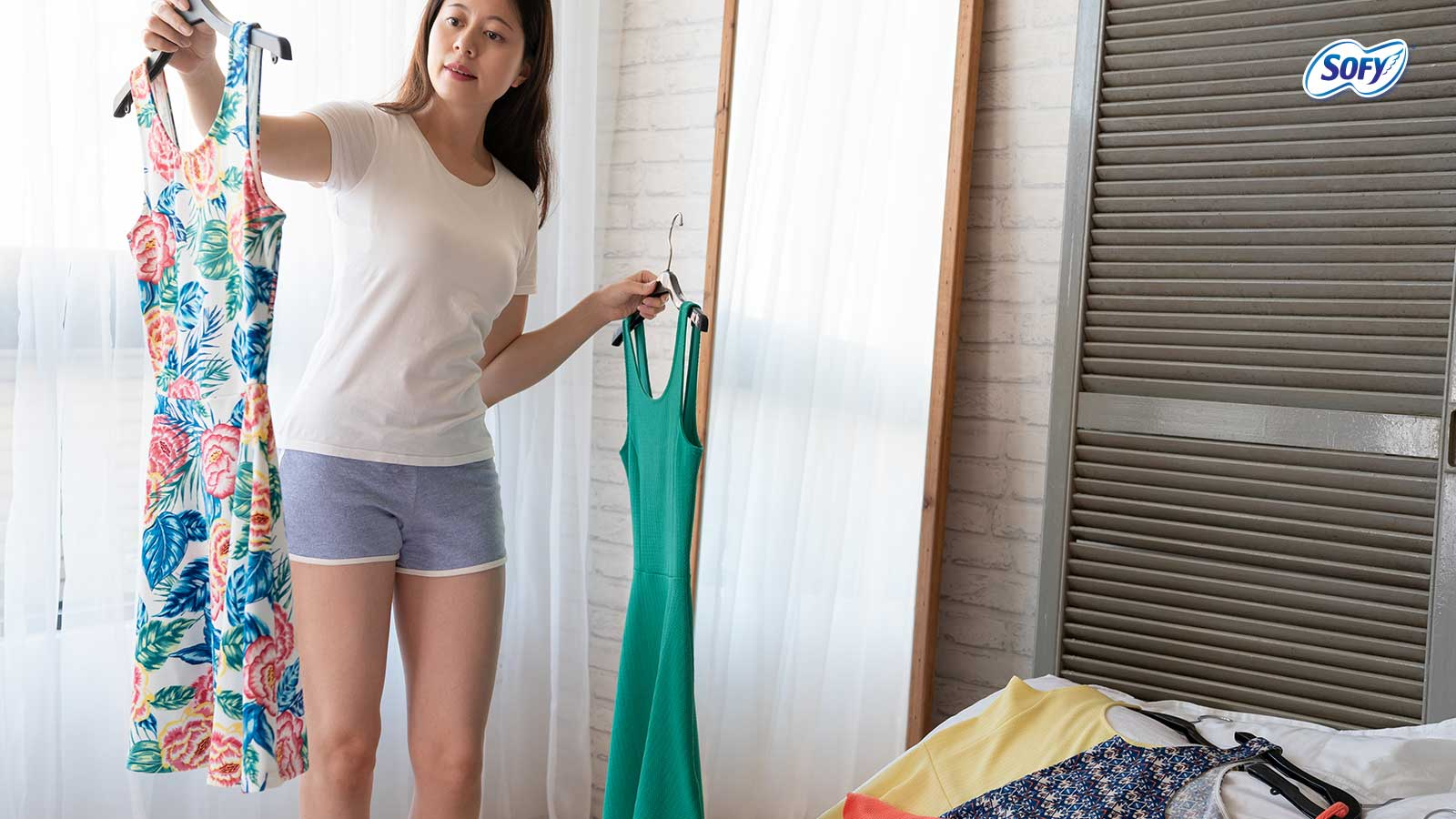 Summer Clothing: Comfort Clothes You Should Wear During Your Periods