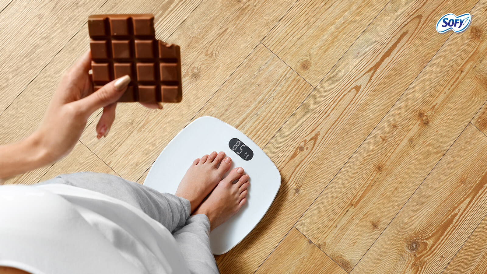 Weight gain/weight loss affects the hormones responsible for controlling the frequency and duration of the periods.